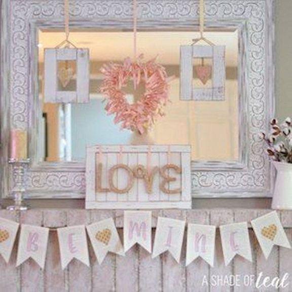 16 Wonderful DIY Valentine Decorations Ideas 29