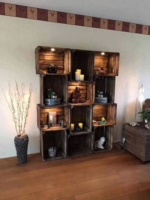 17 Easy DIY Rustic Home Decor Ideas On A Budget 08