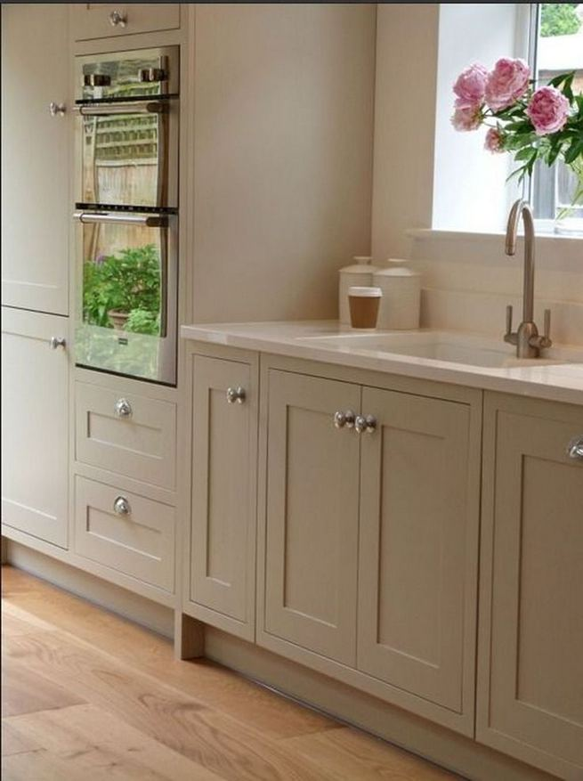 17 Inspiring Country Style Cottage Kitchen Cabinets Ideas 01