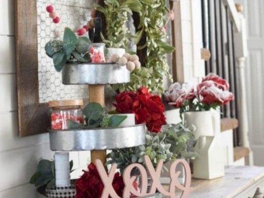 17 Inspiring Rustic Valentines Decor Ideas On A Budget 24