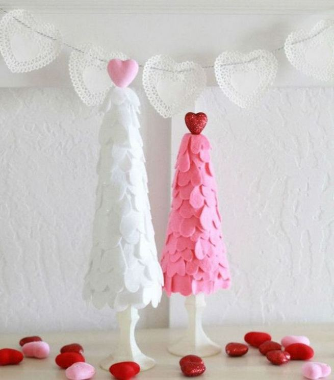 17 Stunning Apartment Valentines Decorations Ideas 30