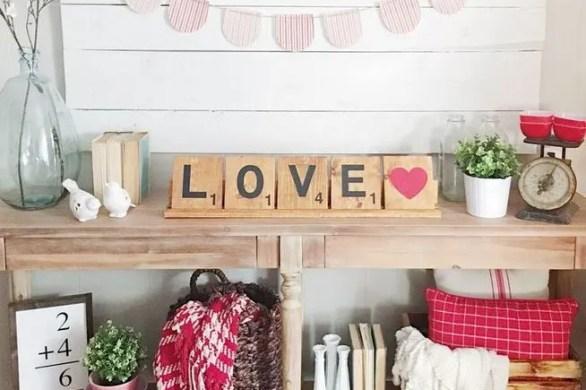 17 Stunning Apartment Valentines Decorations Ideas 36