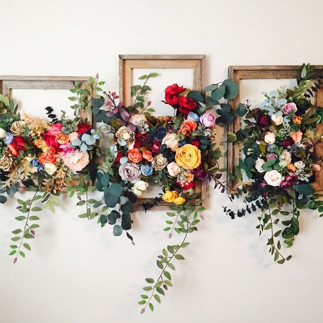18 Beautiful Flower Wall Decor Ideas Creative Wall Decor Ideas 30