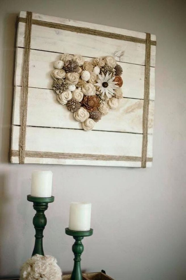 18 Beautiful Flower Wall Decor Ideas Creative Wall Decor Ideas 33