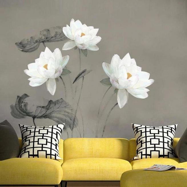 18 Beautiful Flower Wall Decor Ideas Creative Wall Decor Ideas 35