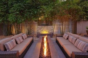 18 Gorgeous Outdoor Fireplaces And Patios Design Ideas For Your Backyard 19