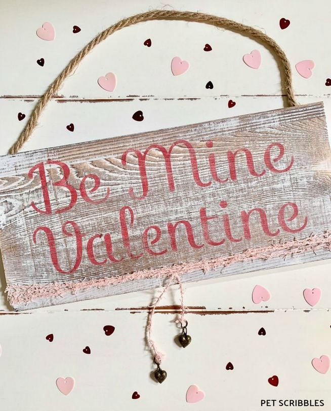 19 Awesome Valentines Signs Design Ideas 24