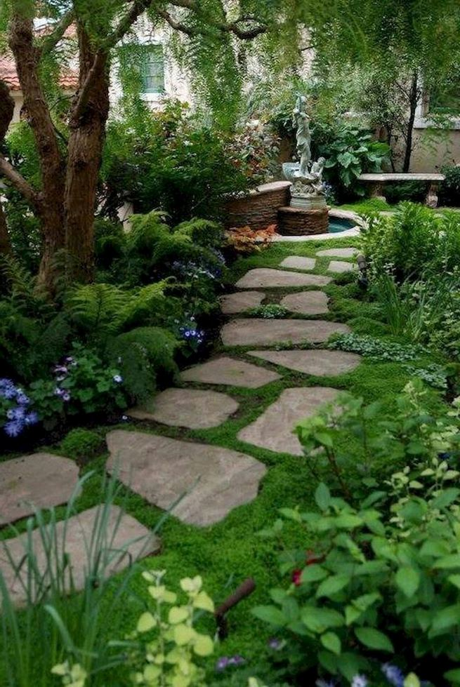 19 Fabulous Backyard Patio Landscaping Ideas 28