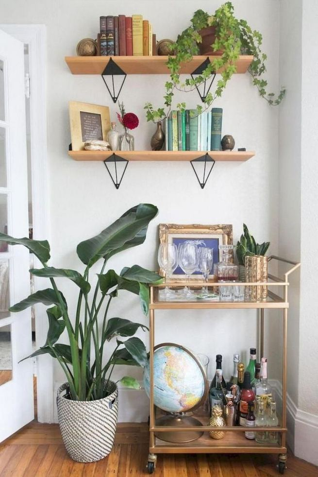 19 Gorgeous Apartment Decorating Ideas On A Budget 39