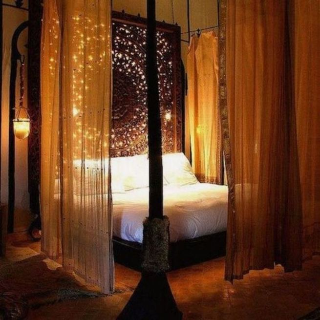 19 Romantic Boho Bedroom Decorating Ideas For Cozy Sleep 16