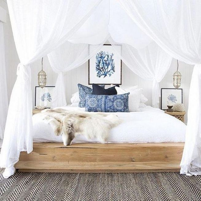 19 Romantic Boho Bedroom Decorating Ideas For Cozy Sleep 18