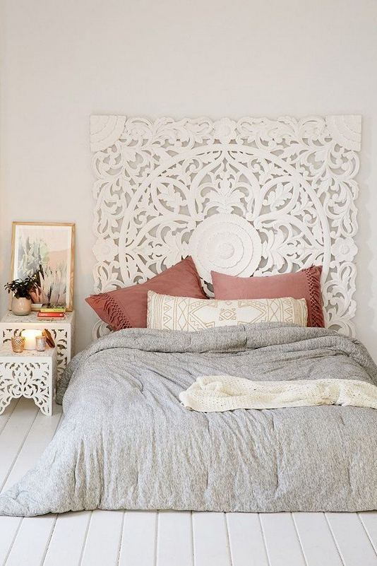 19 Romantic Boho Bedroom Decorating Ideas For Cozy Sleep 21