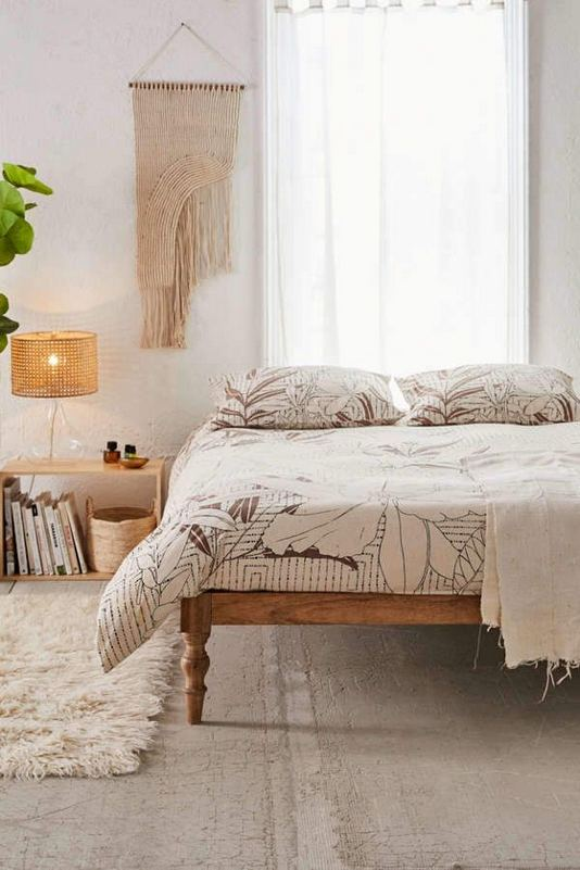 19 Romantic Boho Bedroom Decorating Ideas For Cozy Sleep 26