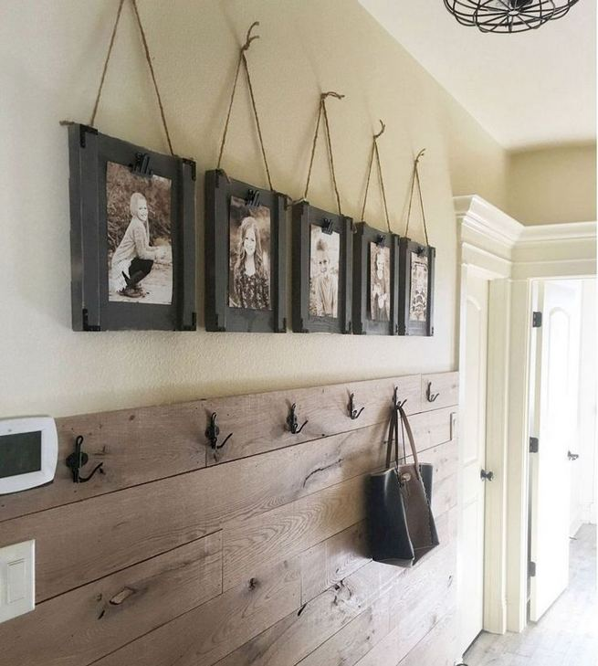 20 Unique Diy Rustic Farmhouse Decoration For Wall Living Room Ideas 14