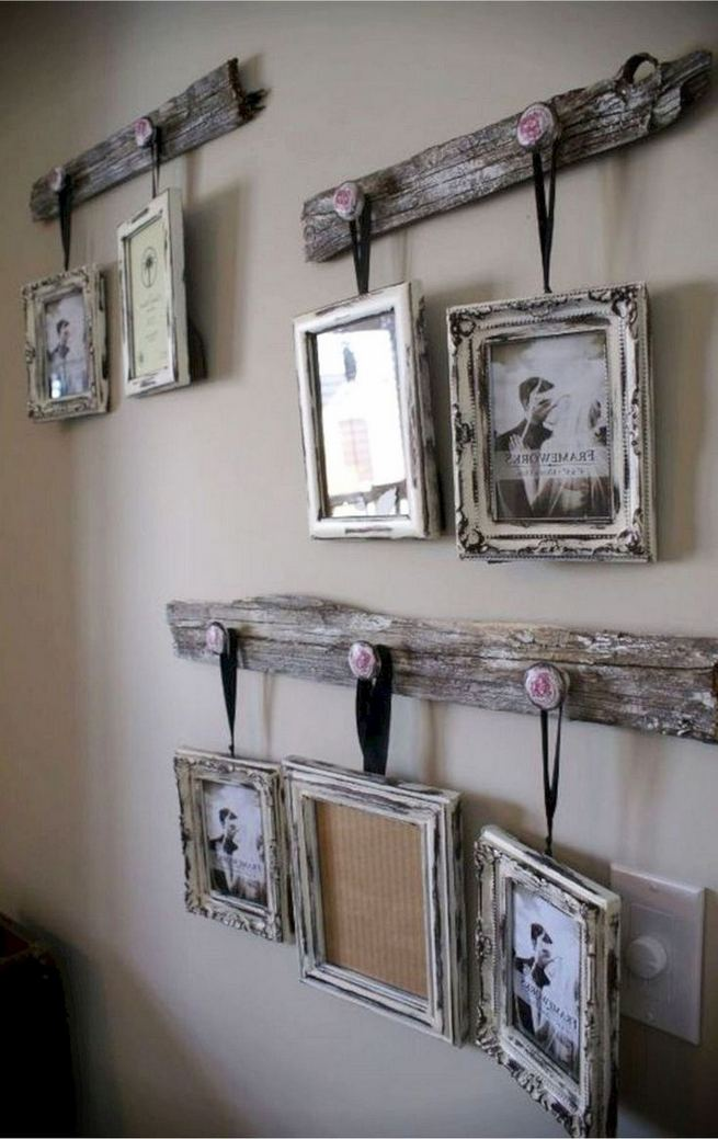 20 Unique Diy Rustic Farmhouse Decoration For Wall Living Room Ideas 15