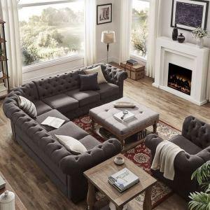 22 Elegant And Classic Rustic Furniture Design Ideas 23