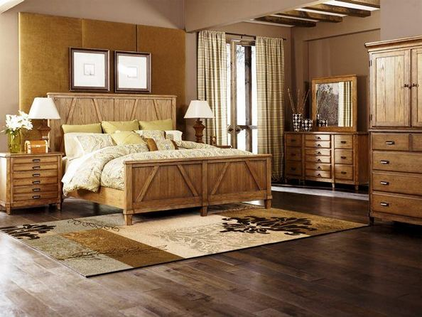 22 Elegant And Classic Rustic Furniture Design Ideas 24