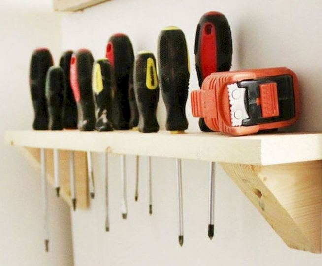 24 Totally Brilliant Garage Organizations Ideas 33