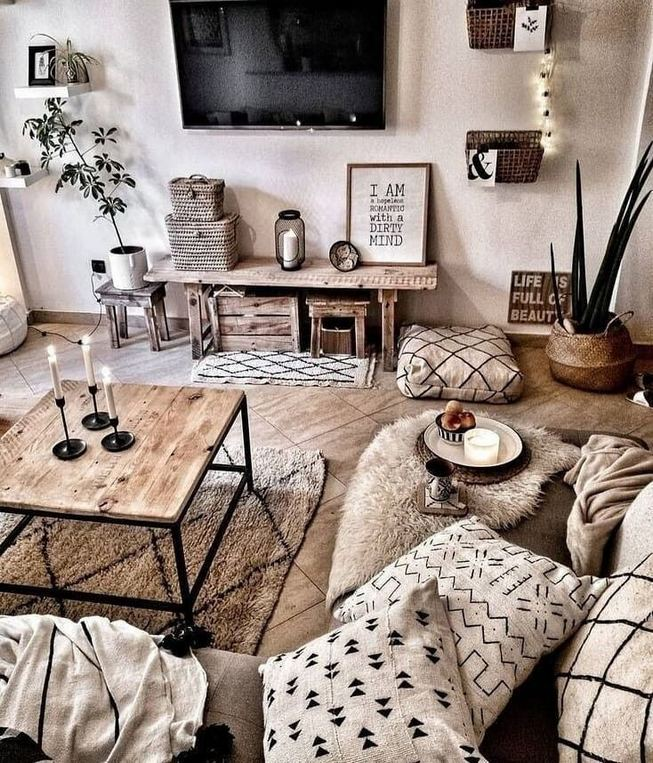 25 Inspiring Apartment Living Room Decorating Ideas 33
