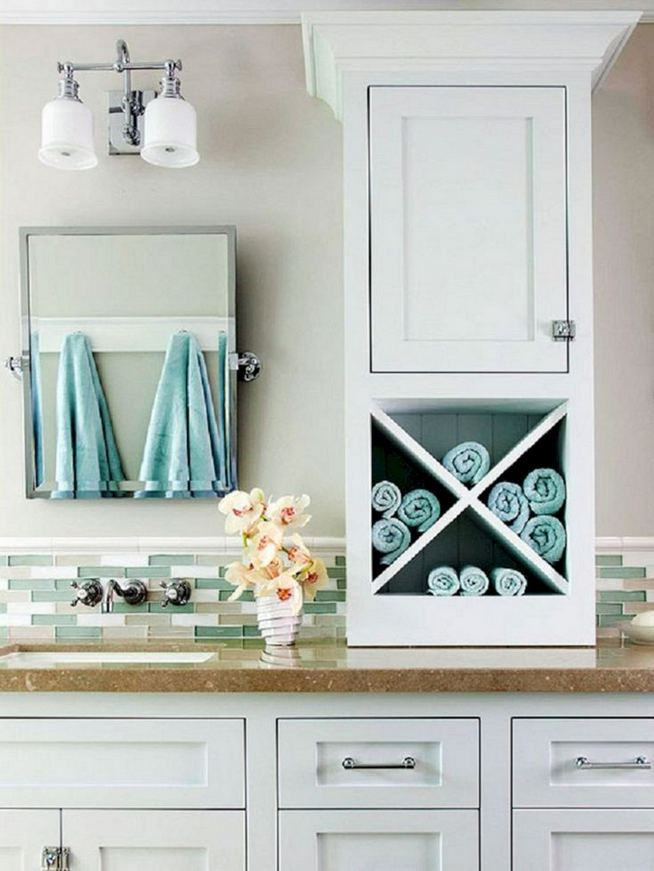 11 Adorable Top Bathroom Cabinet Ideas Organization Ideas 19