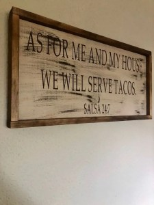 12 Incredibly DIY Wood Sign Ideas For Your Home Decoration 06