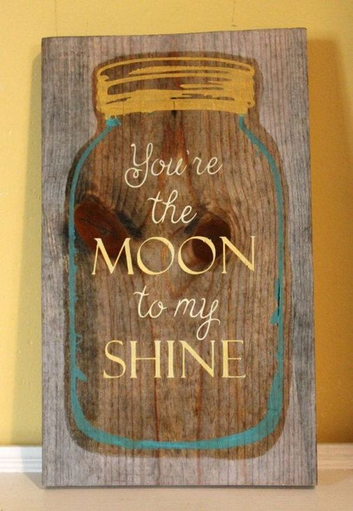 12 Incredibly DIY Wood Sign Ideas For Your Home Decoration 25