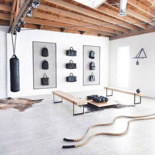 13 Comfy Gym Room Ideas For Small Spaces 06