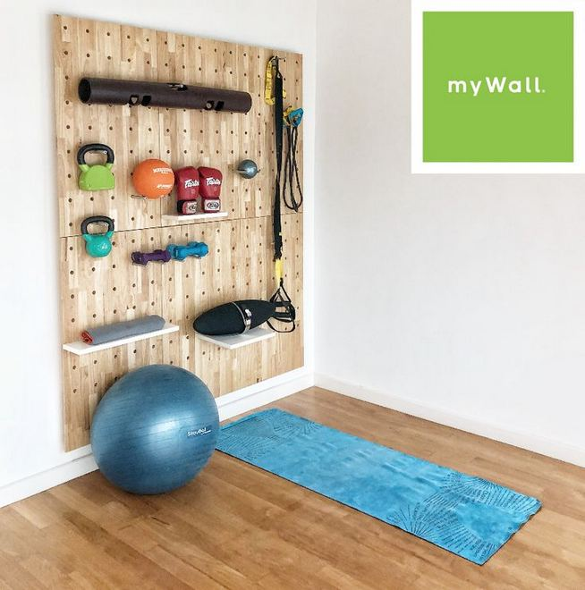 13 Comfy Gym Room Ideas For Small Spaces 20