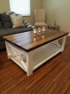 13 DIY Coffee Table Inspirations Ideas 07