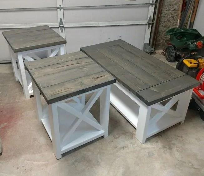 13 DIY Coffee Table Inspirations Ideas 13