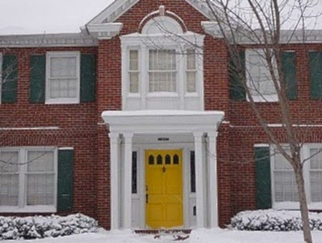 13 Fantastic Yellow Brick Home Decor Ideas For Front Door 07