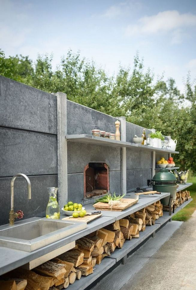 13 Totally Inspiring Outdoor Kitchens Design Ideas 09