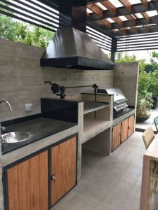 13 Totally Inspiring Outdoor Kitchens Design Ideas 14