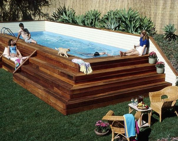 13 Totally Perfect Small Backyard Pool Design Ideas 05
