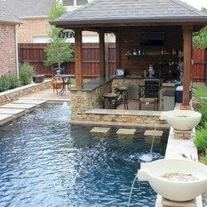 13 Totally Perfect Small Backyard Pool Design Ideas 16