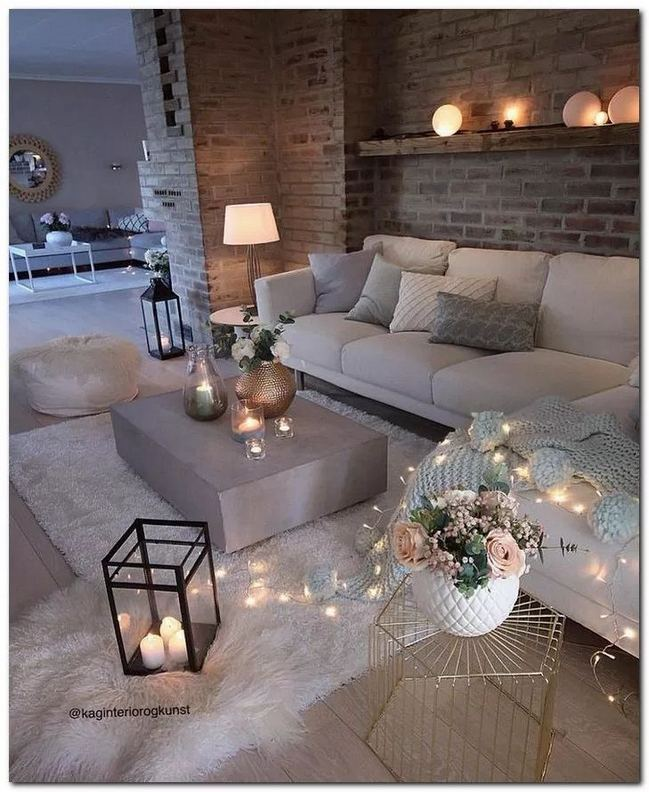 14 Cozy Small Living Room Decor Ideas For Your Apartment 20