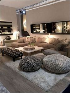 14 Cozy Small Living Room Decor Ideas For Your Apartment 32
