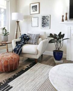 14 Cozy Small Living Room Decor Ideas For Your Apartment 33