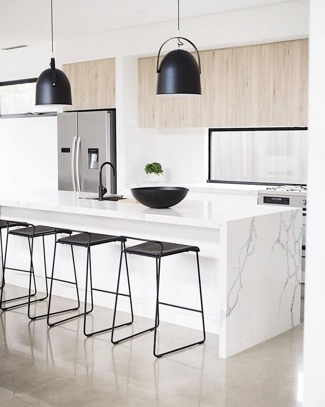 14 Design Ideas For Modern And Minimalist Kitchen 04