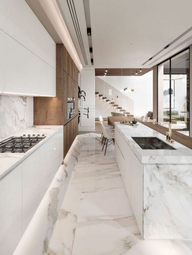 14 Design Ideas For Modern And Minimalist Kitchen 24