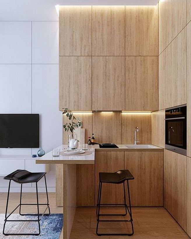 14 Design Ideas For Modern And Minimalist Kitchen 35