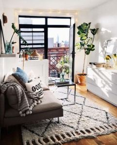 14 Elegant Boho Bedroom Decor Ideas For Small Apartment 01