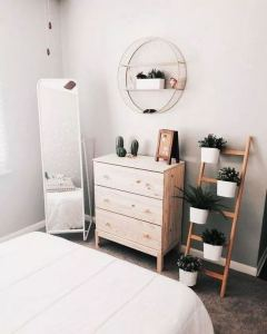 14 Elegant Boho Bedroom Decor Ideas For Small Apartment 23