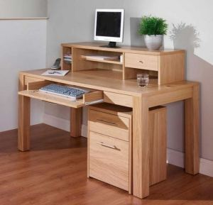 14 Elegant Computer Desks Design Ideas 02