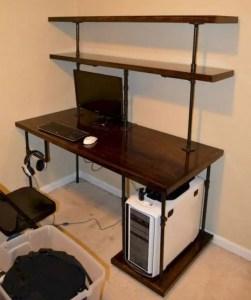 14 Elegant Computer Desks Design Ideas 12