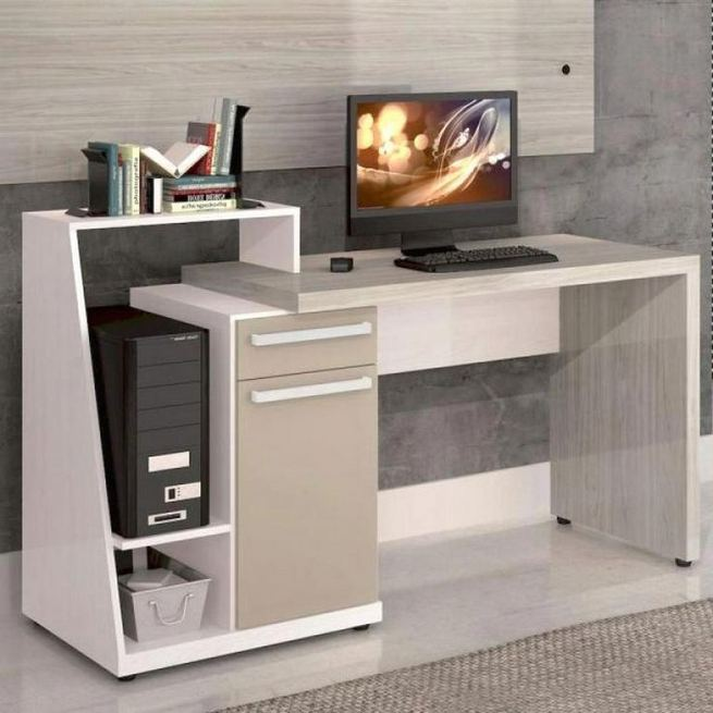 14 Elegant Computer Desks Design Ideas 18
