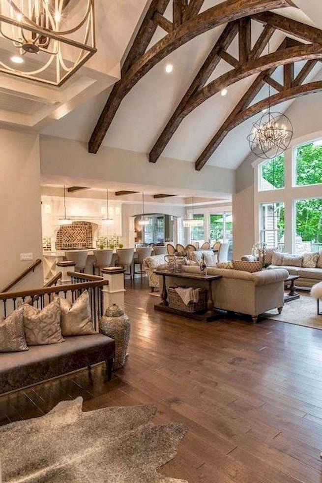 15 Modern Country House Style Decorating Ideas 19