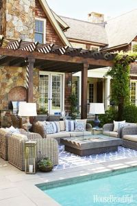 16 Cool Outdoor Spaces And Decor Ideas 26