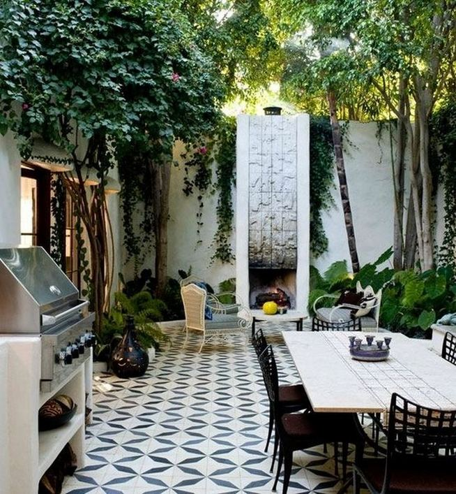 16 Cool Outdoor Spaces And Decor Ideas 31