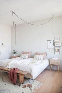 16 Minimalist Master Bedroom Decoration Ideas 05